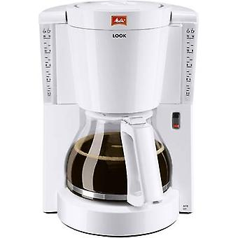 Coffee maker Melitta Look IV White Cup volume=8