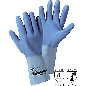 Leipold + Döhle 1489 Worky 1489 Natural Rubber Gloves (Size 8)