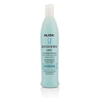 Rusk Sensories rust Guarana en gember Nourishing Shampoo 400ml / 13,5 oz