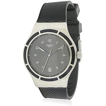 Swatch SISTEM DARK Automatic Unisex Watch YIS413