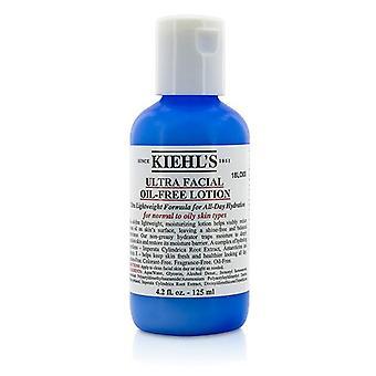 Kiehl's Ultra Facial olie-fri Lotion - til Normal til fedtet hudtyper - 125ml / 4oz