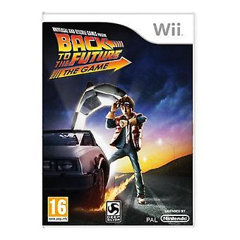 Zurück in die Zukunft das Spiel (Wii)