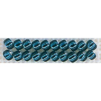 Mill Hill Glass Seed Beads 4.54G-Brilliant Teal**