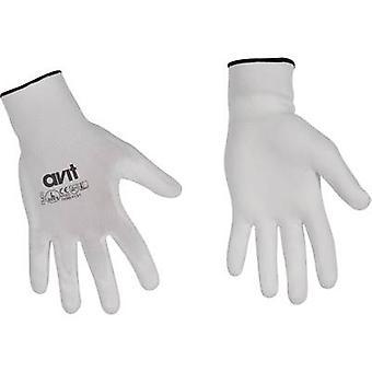 ナイロン防護用グローブ (手袋) のサイズ: 10 XL EN 388 EN 420 AVIT AV13075 1 ペア