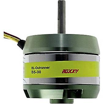 Model aircraft brushless motor BL Outrunner 3530/45 10-25 V ROXXY kV (RPM per