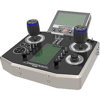 ScaleArt COMMANDER SA-5000 RC console 2,4 GHz No. of channels: 20