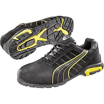 Protective footwear S3 Size: 45 Black, Yellow PUMA Safety Amsterdam Low 642710 1 pair