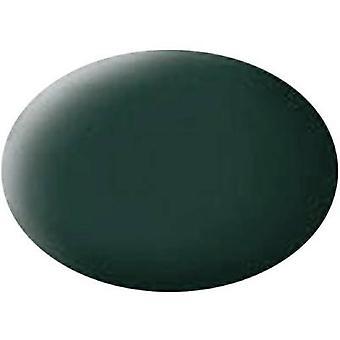 Revell Aqua paint Black-green 40 Can 18 ml