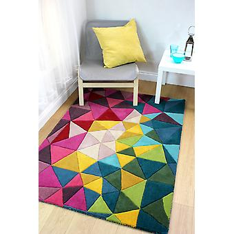 Illusion Falmouth  Rectangle Rugs Funky Rugs