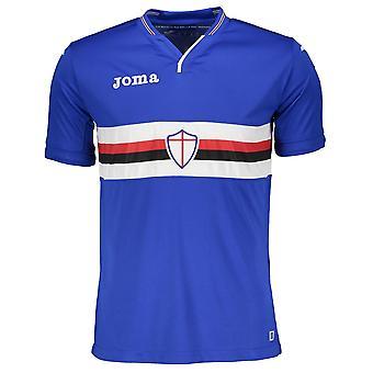 2018-2019 Sampdoria Joma Home Football Shirt