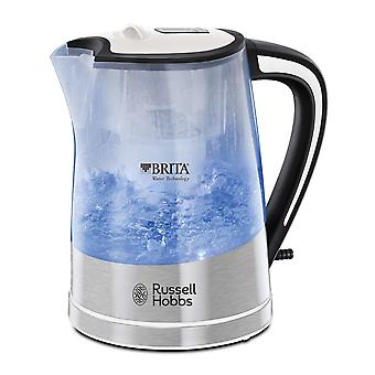 Russell Hobbs 22851 BritaFilter Purity Plastic 0.5L Cordless Electric Kettle