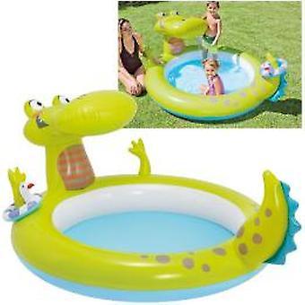 Intex Crocodile Spray Pool