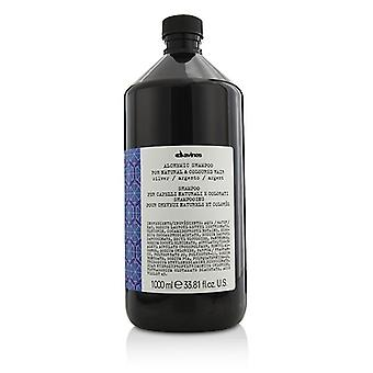 Davines Alchemic Shampoo - # Silver (For Natural & Coloured Hair) - 1000ml/33.81oz