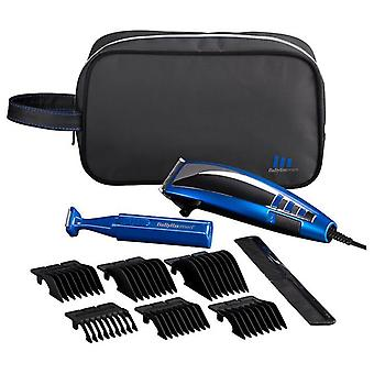 BaByliss 7447BGU Blue Edition Professional Hair Clipper Kit
