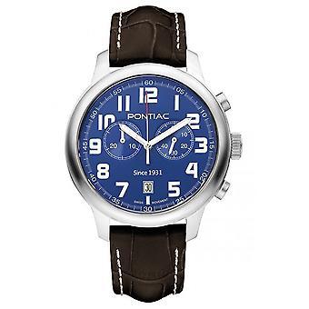 Pontiac Herrenuhr Liverpool chronograph P40013