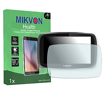 TomTom Trucker 6000 Screen Protector - Mikvon Health (Retail Package with accessories)