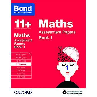债券 11 +-数学-评估文件-9-10 书1由 j. m. 邦德-