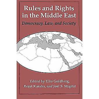 Säännöt ja oikeudet Lähi-idän - demokratia - lainsäädäntö - ja yhteiskunnan