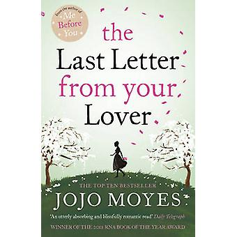 The Last Letter from Your Lover by Jojo Moyes - 9780340961643 Book