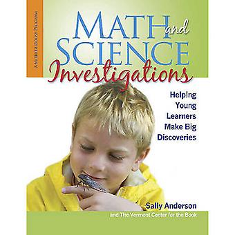 Math and Science Investigations - Helping Young Learners Make Big Disc