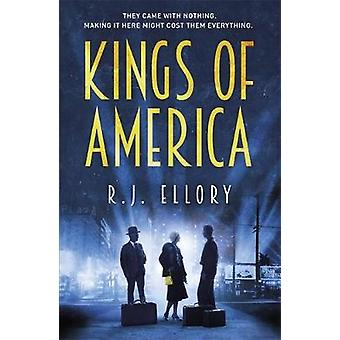 Kings of America by R. J. Ellory - 9781409163138 Book