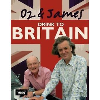 Oz e James bebem à Grã-Bretanha por Oz Clarke - James maio - 978186205846