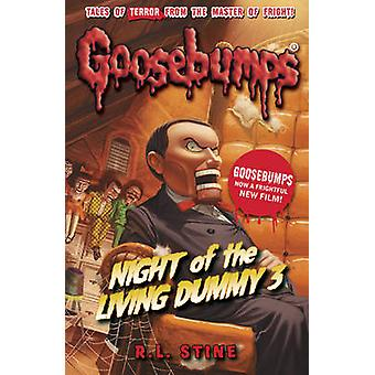 Night of the Living Dummy III (2nd Revised edition) by R. L. Stine -