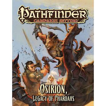 Pathfinder Campaign Setting - Osirion - Legacy of Pharoahs by Paizo St