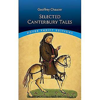 Canterbury Tales: General Prolog, Knight es Tale, Millers Prolog und Erzählung, Frau des Bades Prolog und Geschichte (Dover Thrift)