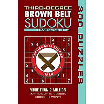 Derde-graad Bruine riem Sudoku (Martial Arts Suduko)