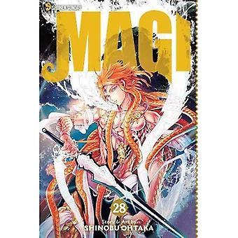Magi, Vol. 28
