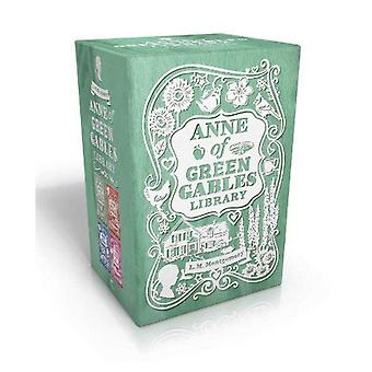 Anne of Green Gables Library: Anne of Green Gables; Anne of Avonlea; Anne of the Island; Anne's House of Dreams...