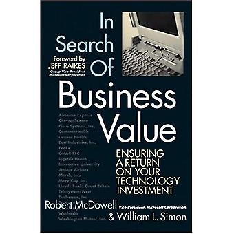 In Search of Business Value