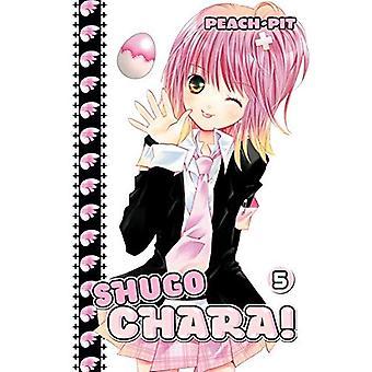 Shugo Chara!, volym 5