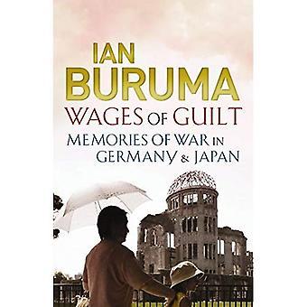 Palkat syyllisyyttä: muistoja sodan Saksassa ja Japanissa
