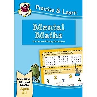 Practise & Learn: Mental Maths (Ages 5-7)