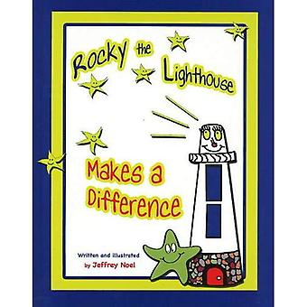 Rocky the Lighthouse Makes a Difference