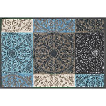 tvätt + torr matta Da Capo tvättbar matta 40 x 60 cm