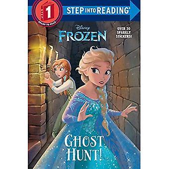 Ghost Hunt! (Disney Frozen) (stap in lezing)