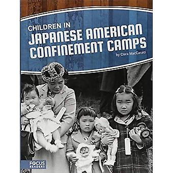 Children in Japanese American Confinement Camps