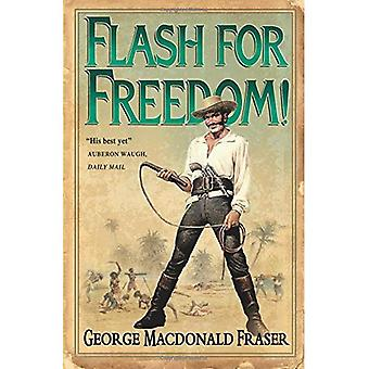 Flash pour la liberté! (Les études de Flashman)