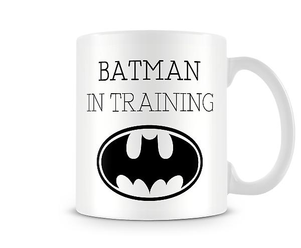 Batman In Training Mug
