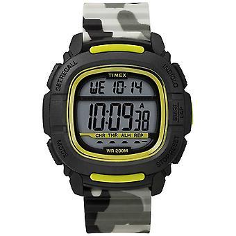 Timex | Zwiększyć szok Black/wapno/Camo cyfrowe | Zegarek TW5M26600SU