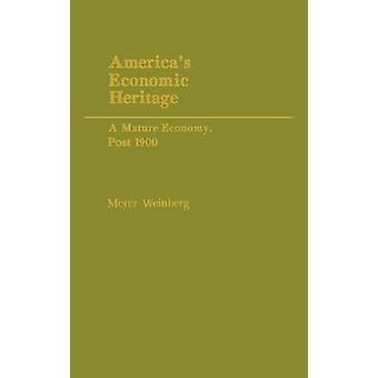 Une économie mature V2 par Weinberg & Meyer