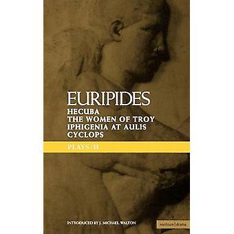 Euripides spelar två av Euripides