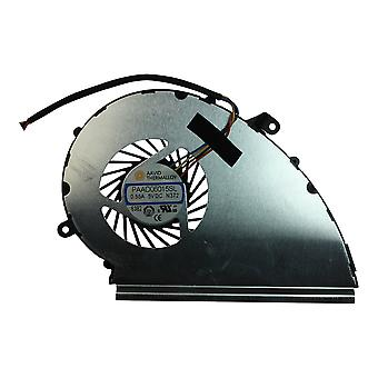 MSI Gaming GP72VR 6RF Leopard Pro Compatible Laptop GPU Fan 4 Pin Version