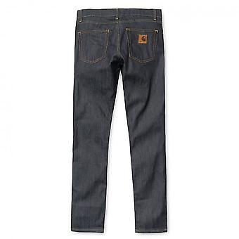 Carhartt Rebel Pant Jeans Slim Fit   Rigid