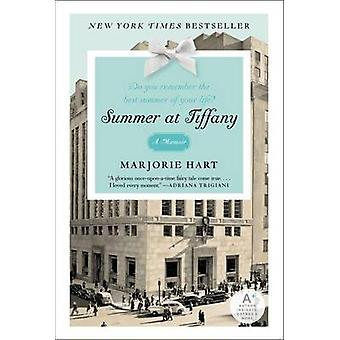 Summer at Tiffany by Marjorie Hart - 9780061189531 Book