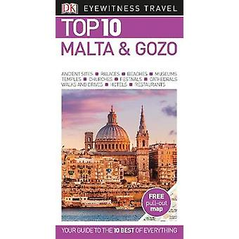 Top 10 Malta and Gozo by Top 10 Malta and Gozo - 9780241310304 Book