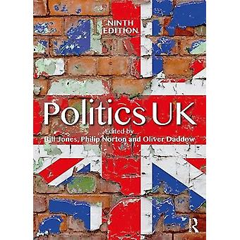 Politics UK by Bill Jones - 9781138685086 Book